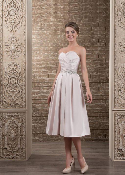 Свадебное платье «Короткое» BL-0329