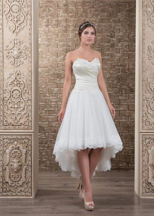 Свадебное платье «Короткое» BL-0328
