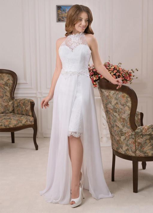 Свадебное платье «Короткое» BL-0299