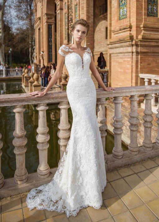 Свадебное платье BL-19-741