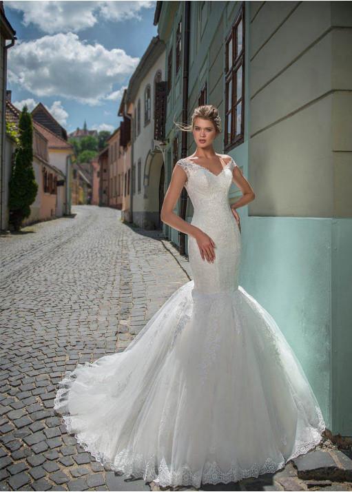 Свадебное платье BL-18-710