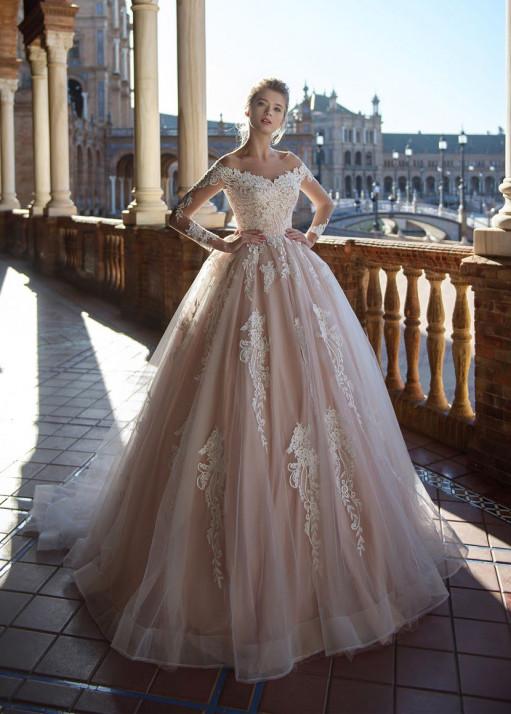 Свадебное платье BL-19-760
