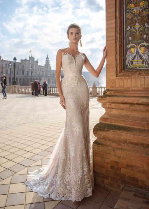 Свадебное платье BL-19-776