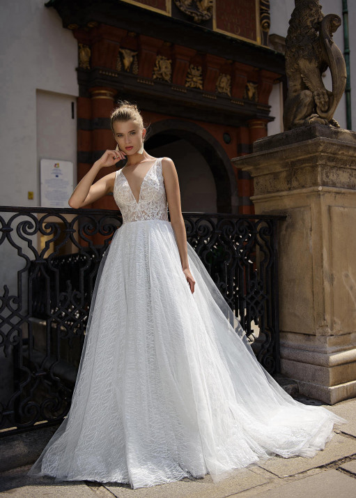 Свадебное платье BL-19-248