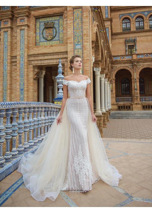 Свадебное платье BL-19-772