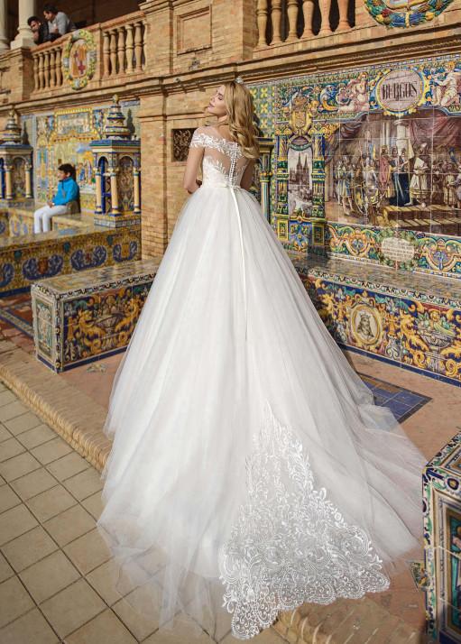Свадебное платье BL-19-755