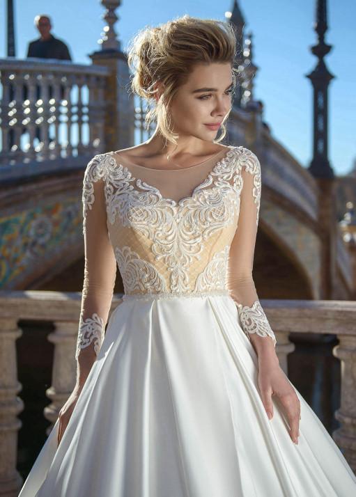 Свадебное платье BL-19-746