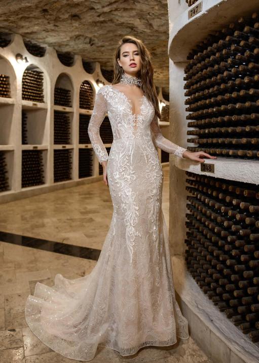 Свадебное платье BL-19-863