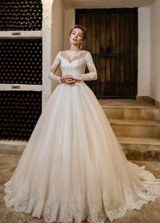 Свадебное платье BL-19-859