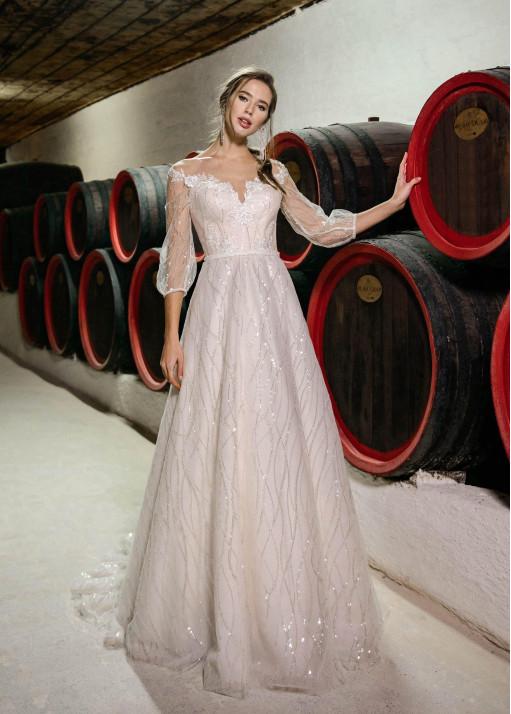 Свадебное платье BL-19-846