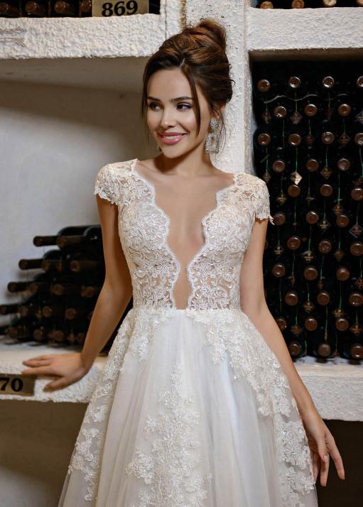 Свадебное платье BL-19-849