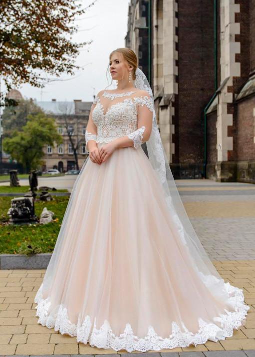 Свадебное платье BL-19-091