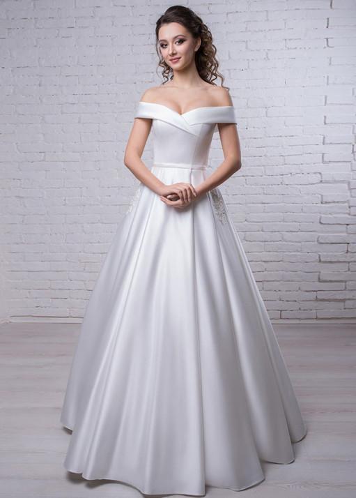 Свадебное платье «Годе» BL-19-476