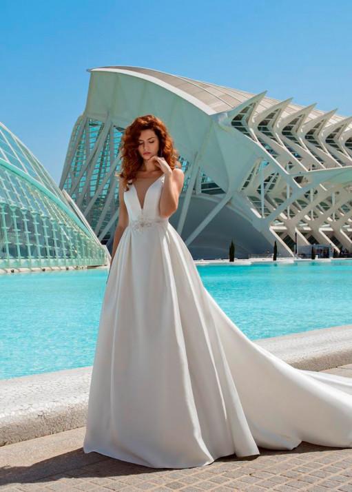 Свадебное платье BL-19-454