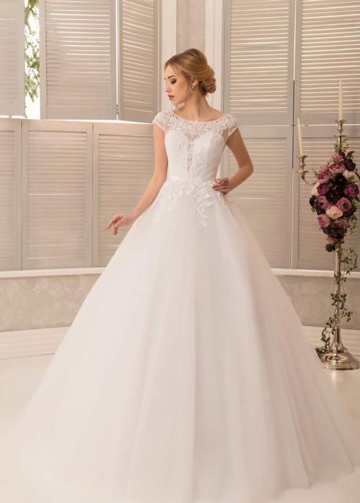 Свадебное платье напрокат-BL-540