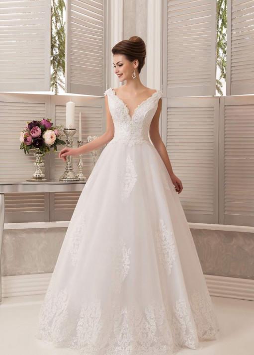 Свадебное платье напрокат-BL-542