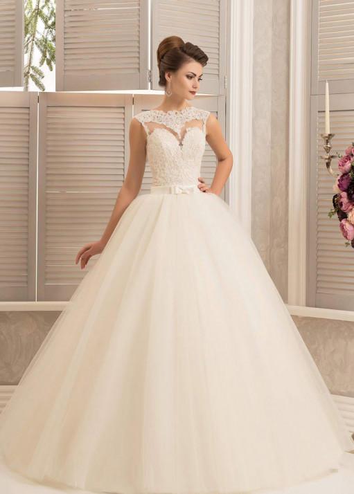 Свадебное платье напрокат-BL-557