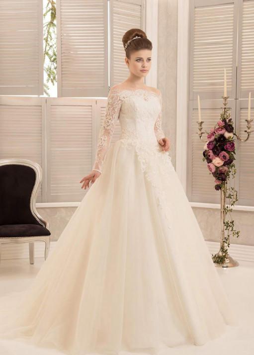 Свадебное платье напрокат-BL-574