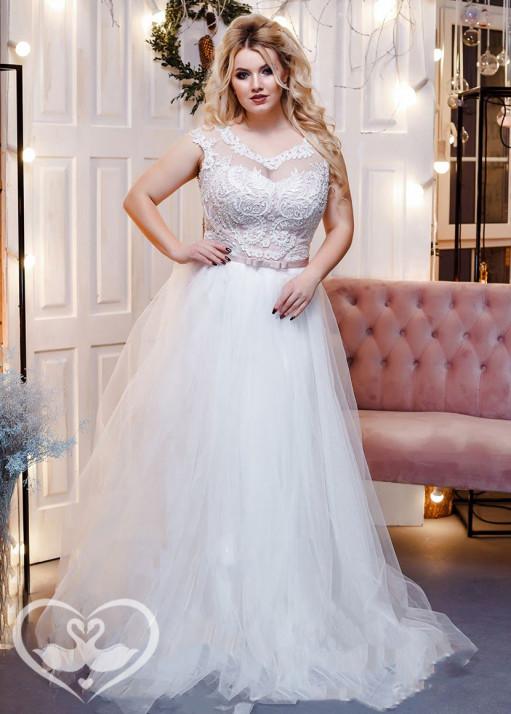 Свадебное платье напрокат PL-0181