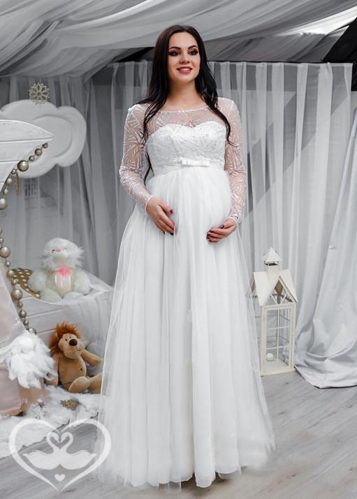 Свадебное платье напрокат PL-0185