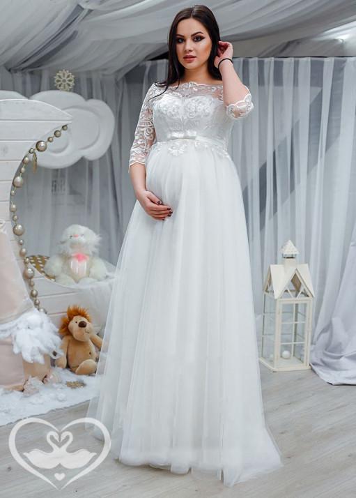 Свадебное платье напрокат PL-0188