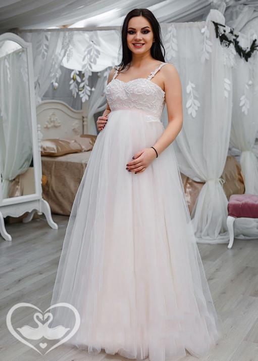 Свадебное платье напрокат PL-0189
