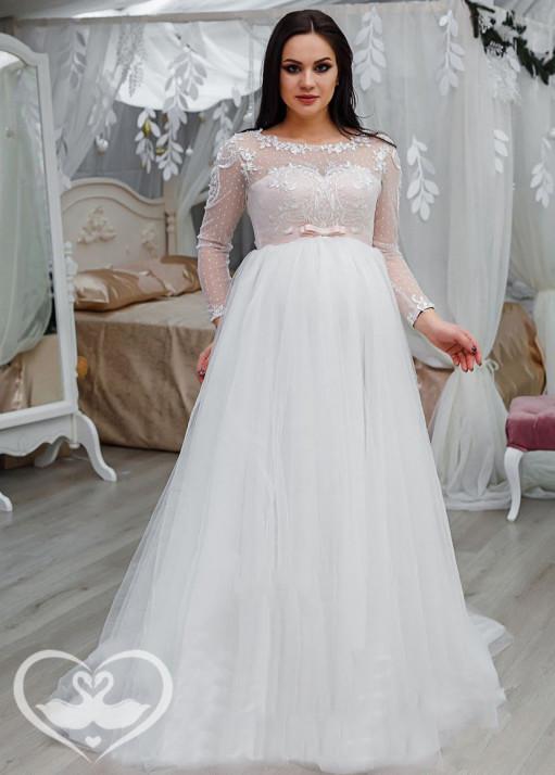 Свадебное платье напрокат PL-0190