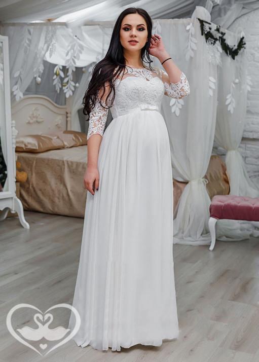 Свадебное платье напрокат PL-0191