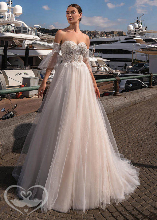Свадебное платье BL-280