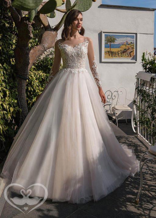 Свадебное платье BL-273