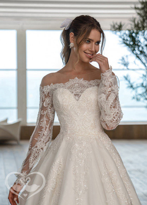 Свадебное платье BL-21-167