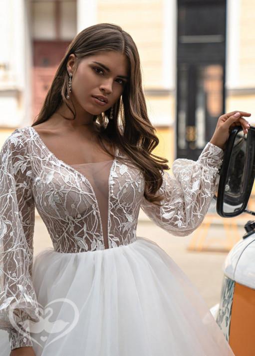 Свадебное платье BL-21-964