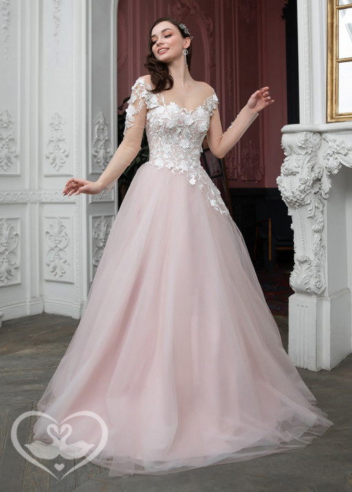 Свадебное платье BL-21-106