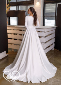 Свадебное платье BL-21-417