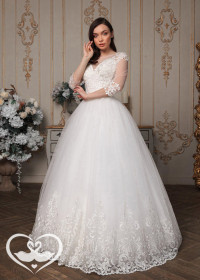 Свадебное платье BL-21-138