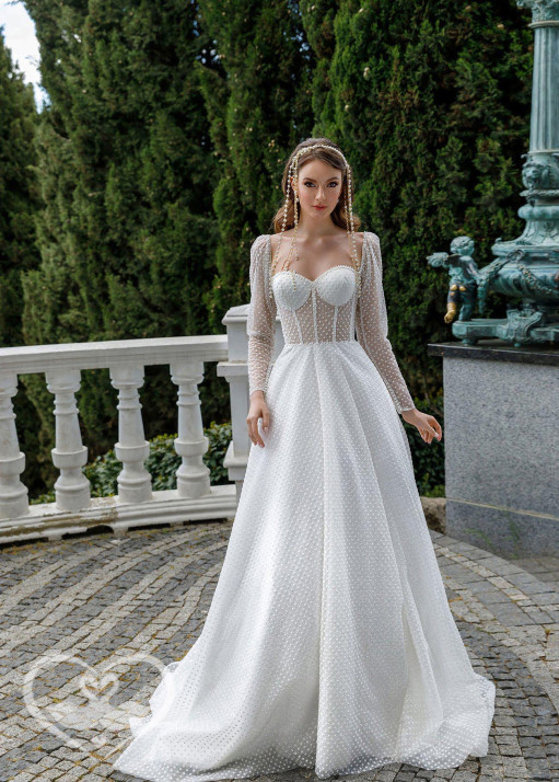 Свадебное платье BL-21-451