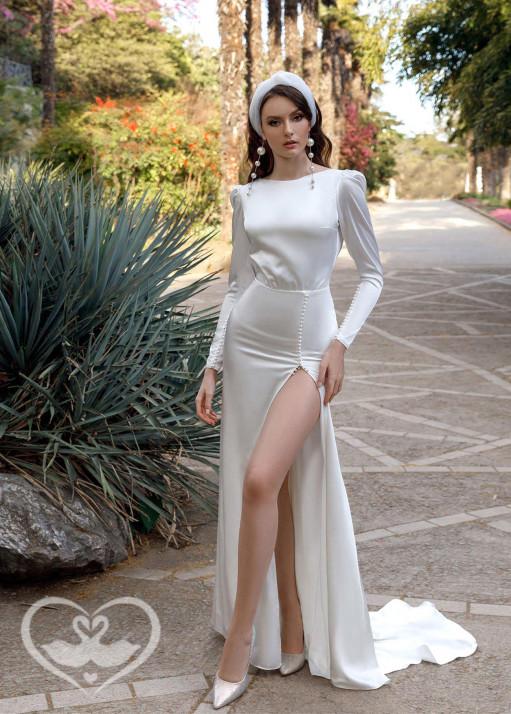 Свадебное платье BL-21-466