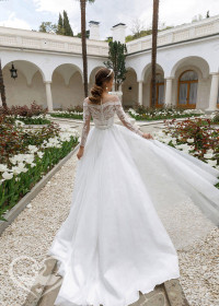 Свадебное платье BL-21-480