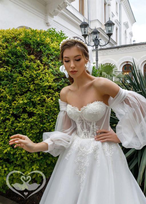 Свадебное платье BL-21-484