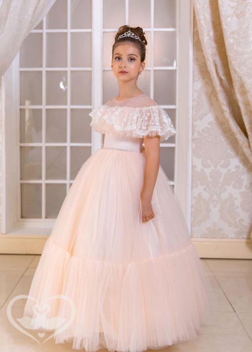 Детские платья D-21-315