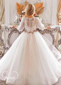 Детские платья D-21-318