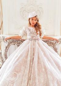 Детские платья D-21-319