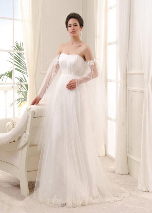 Свадебное платье BL-16-104 напрокат