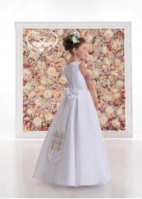 Детское платье -D-17-396