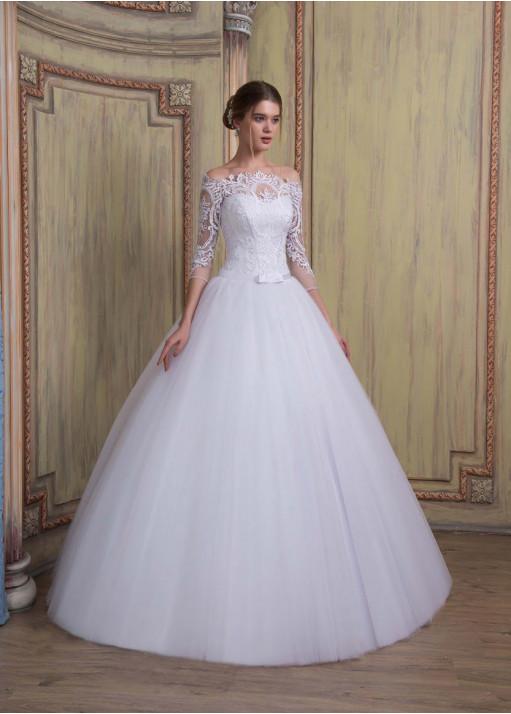 Свадебное платье BL-17-634
