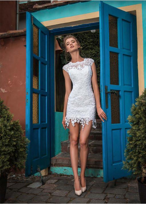 Свадебное платье Трансформер BL-18-692
