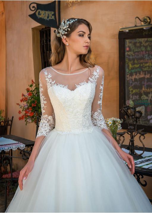 Свадебное платье BL-18-699