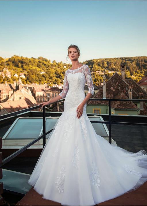 Свадебное платье BL-18-700
