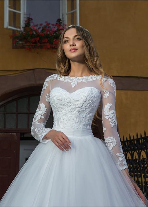 Свадебное платье BL-18-702