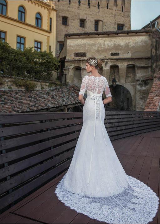 Свадебное платье BL-18-705